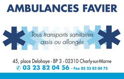 Ambulances FAVIER