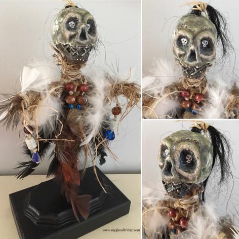 Voodoo Autumnal Artifact
