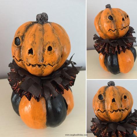 Vintage Style Pumpkin