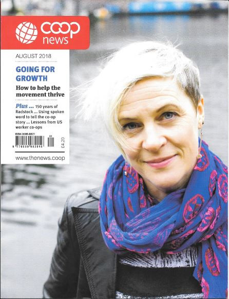 Collaborative Advantage reviewed in Coop News