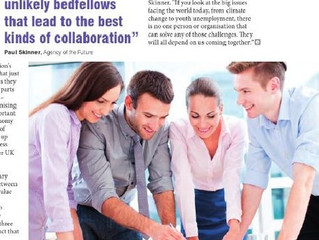 Come Together - Paul's interview in Elite Business Magazine