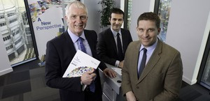 Professor Roy Sandbach aiming to inspire in Newcastle University role