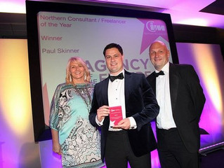 Paul Wins Consultant of the Year Award