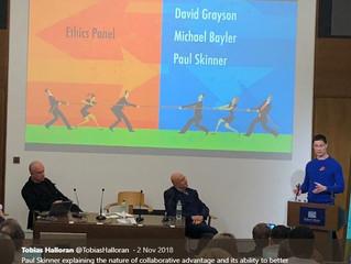 Collaborative Advantage at the Oxford Business Book Festival