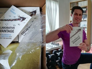 First copies of Collaborative Advantage