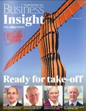 Roy Sandbach in Business Insight