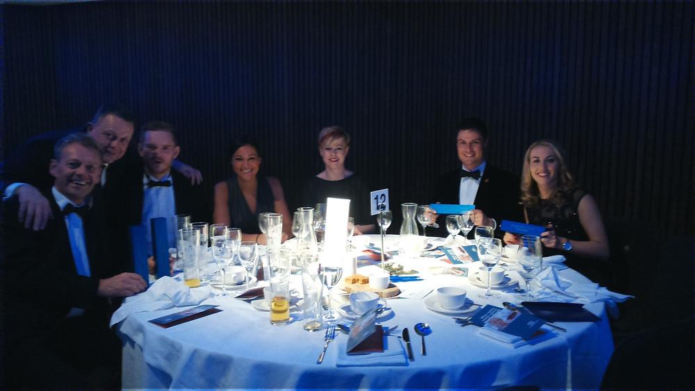 CIM Northern Award winners