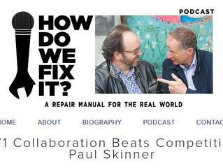 Collaborative Advantage on How do we fix it?