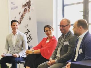 The launch of Collaborative Advantage