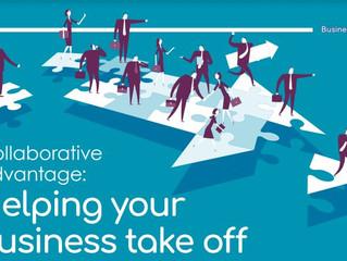 Collaborative Advantage in Flight Time magazine
