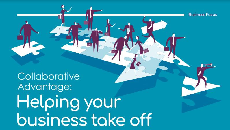 Collaborative Advantage: Helping your business take off