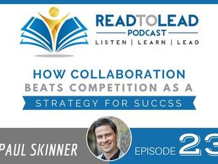 Collaborative Advantage on the Read to Lead podcast