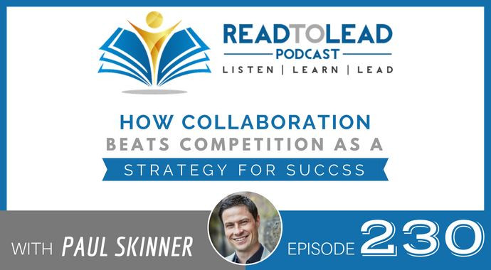 Paul Skinner's interview for the Read to Lead podcast