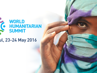 Is the World Humanitarian Summit missing the point?