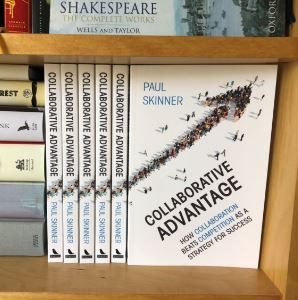 Collaborative Advantage coming to a bookshop near you