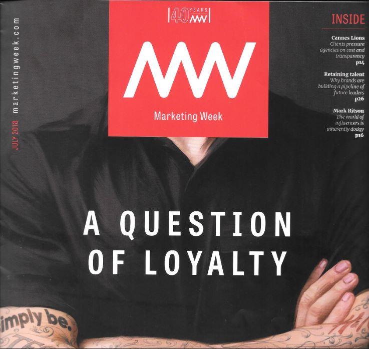 Marketing Week reviews Collaborative Advantage