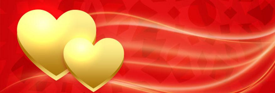 golden-hearts-red-backgorund-valentines-