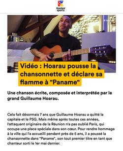 Guillaume Hoarau x Konbini