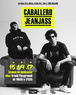 JeanJass & Caballero x Grand playground