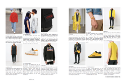 Parution presse : Blotter atelier (Kodd magazine)