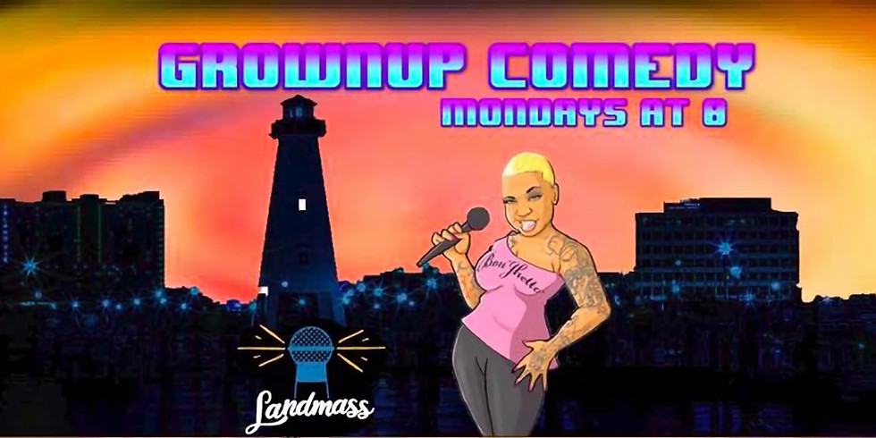 Grownup Comedy