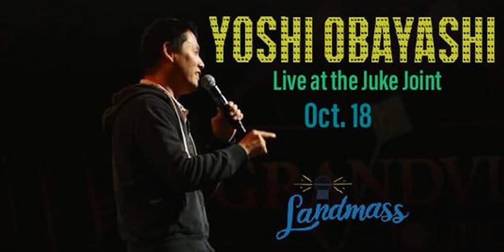 Yoshi Obayashi Live @ The Juke Joint