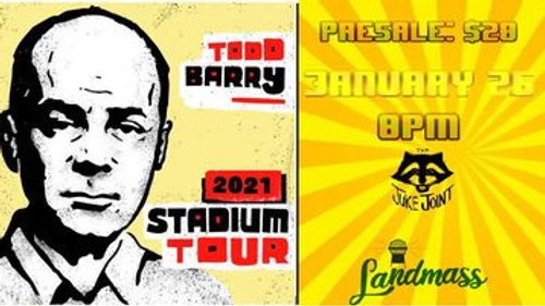Todd Barry Live at the Juke Joint