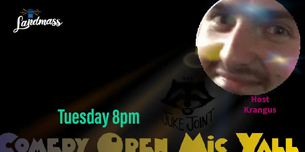 Comedy Open Mic Yall!