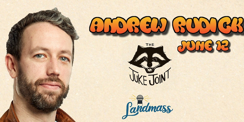 Andrew Rudick Live at the Juke Joint