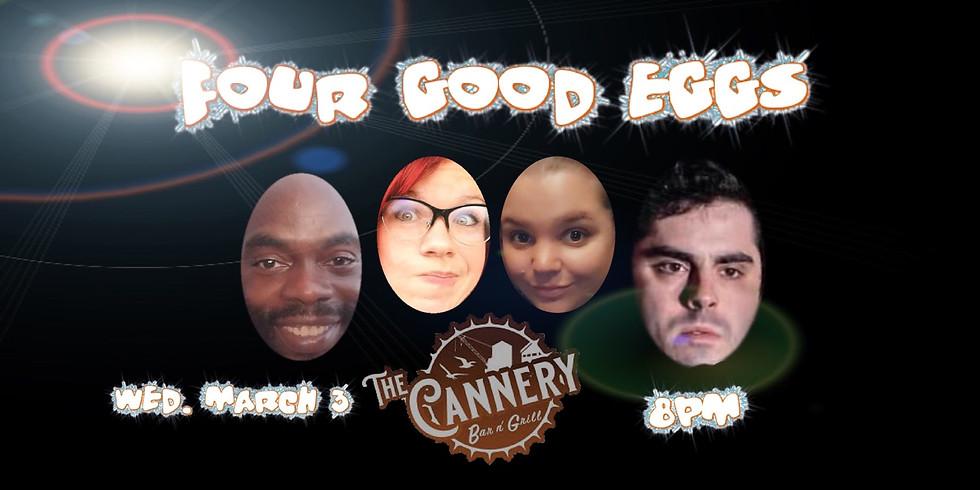 Four Good Eggs