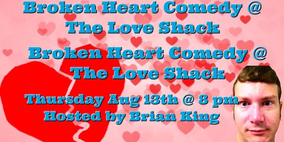 Broken Hearts Comedy Hour