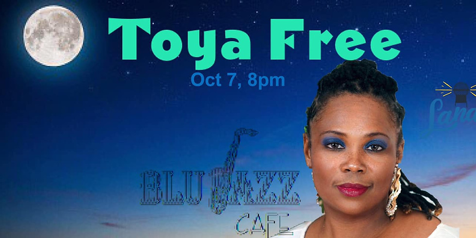 Standup Comedy with Toya Free