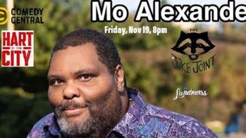 Mo Alexander Live at the Juke Joint