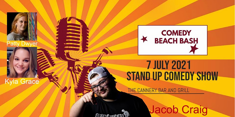 Comedy Beach Bash