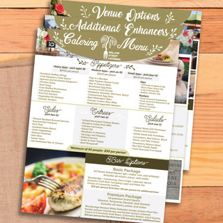 Catering inserts