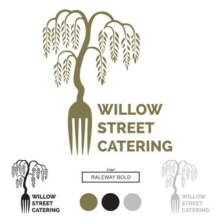 Willow Street Catering logo