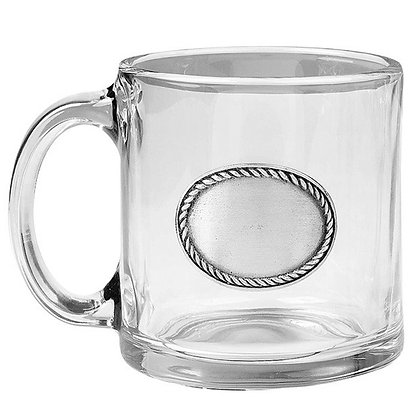 Rope Edge Coffee Mug- Set of 4