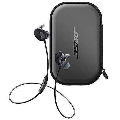 Bose SoundSport wireless headphones & SoundSport charging case Bundle