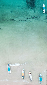 Drone Photo of Beach