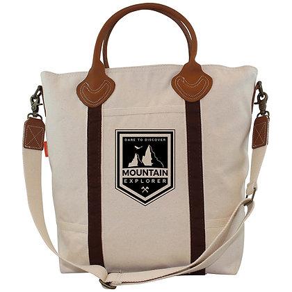 Flight Travel Bag Brown