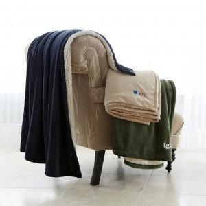 Alpaca Home Throw