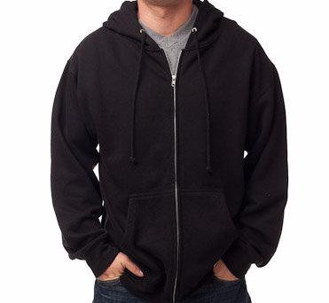 Mid-weight Hooded Sweatshirt