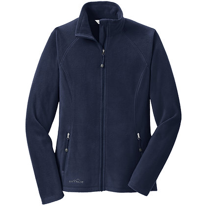 Eddie Bauer Full-Zip Microfleece Jacket