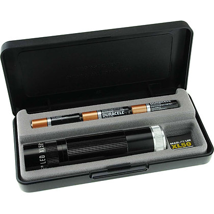 Maglite XL50 Led Flashlight Giftbox