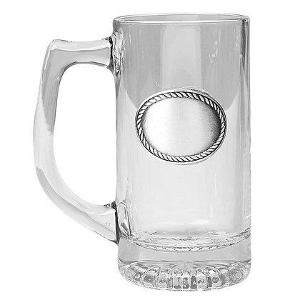 Rope Edge Tankards- Set of 4