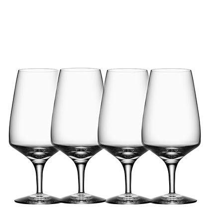 Orrefors Beer glasses
