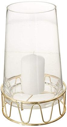 Sagaform Glass Candle Lantern/Vase