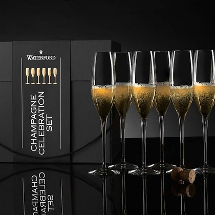 Waterford Elegance Champagne Classic Flute, 6pc