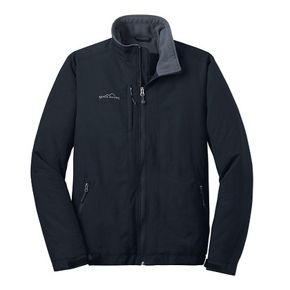 Eddie Bauer Fleece-Lined Jacket