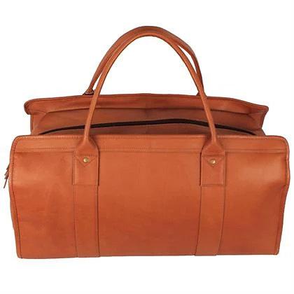Columbian Leather Weekender Bags
